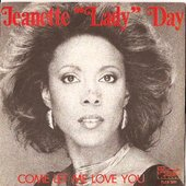 """Jeanette """"Lady"""" Day"""