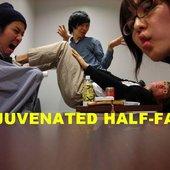 Rejuvenated Half-Face