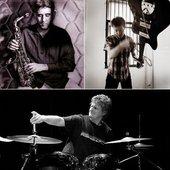 Nels Cline, Tim Berne, Jim Black