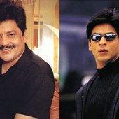 Udit Narayan, Shahrukh Khan