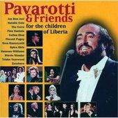 Luciano Pavarotti & Vanessa Williams