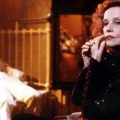 "Jeanne Moreau in \""Querelle\"", Rainer Werner Fassbinder (1982)"