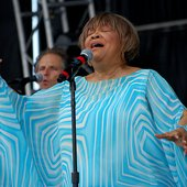 Mavis Staples by Chris Jorgensen