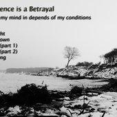 The Silence is a Betrayal
