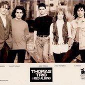Thomas Trio and the Red Albino