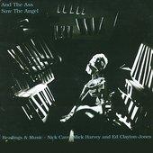 Nick Cave, Mick Harvey and Ed Clayton-Jones