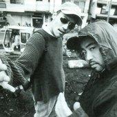 1995 ZEEBRA & K DUB SHINE