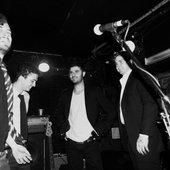 The Frontier Brothers at Mercury Lounge
