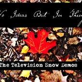 The Television Snow Demos album cover