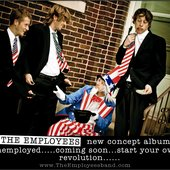 The Employees new concept album UNEMPLOYED