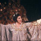 Ghena Dimitrova as Turandot