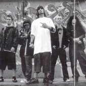 (həd) p.e. band_o.o.a. poster