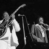 B.B. King & Bobby Blue Bland B&W