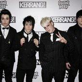 My Passion @ Kerrang Awards '09