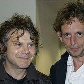 Gavin Clark & Ted Barnes