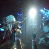 Mea Fisher with Lords of Acid