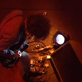 """The Jesus And Mary Chain performing \""""Snakedriver\"""" Live on \""""BBC's Later... with Jools Holland\"""", 1994."""