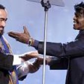 James Brown & Pavarotti