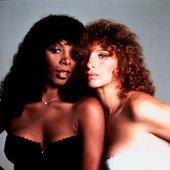 Barbra Streisand & Donna Summer