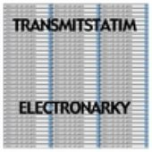 electronarky album cover