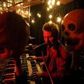 The Voodoo Organist