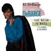 El Debarge with DeBarge