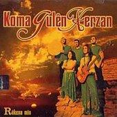 Rojda, singer of Koma Gulên Xerzan