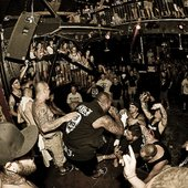 Crowd Deterrent @ Summer Of Hate 2011, Photo by Tanner Douglass