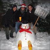 Neues Bandmitglied  'Frosty' :)