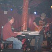 Echofission w/ Jordan Simms NYC 5/23/08