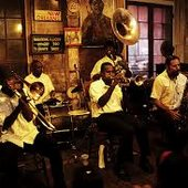 The New Birth Brass Band