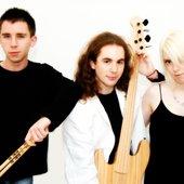 Tie-Dye Quartet