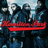 Hamilton Park EP in stores & itunes now