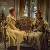 Julie Andrews & Charmian Carr