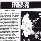 chain crew