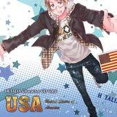 America (CV: Konishi Katsuyuki)