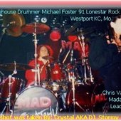 Michael-Foster-Firehouse-Drums_Chris Vanorder-Madatchu  Lone Star Rock Club Westport, Kansascity Missouri