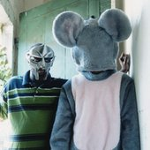 MF Doom and Dangermouse [The Mouse & The Mask]