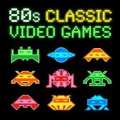 80s Classic Video Games Ringtones