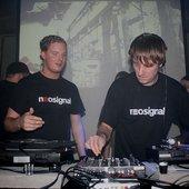 Phace & Misanthrop #2 @ QUAKE! 17.01.09 @ Bogen 2, Cologne (DE)