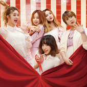 EXID for 男人装 July Issue