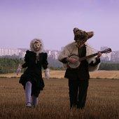Czech alternative band DVA(creators of Botanicula sound and music) - photo_02