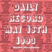 Daily Record May 18th 1993