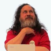 Stallman. Richard Stallman.