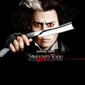 Johnny Depp, Helena Bonham Carter and Jamie Campbell Bower