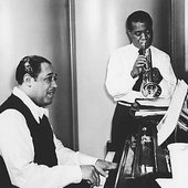 Duke Ellington & Louis Armstrong