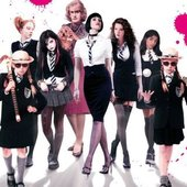 Cast of St Trinian's