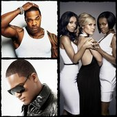 Taio Cruz Ft. Sugababes, & Busta Rhymes