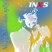 INXS - Magic Mountain, Valenencia, California, USA 1983
