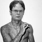 Dwight K. Schrute vs. Weezy